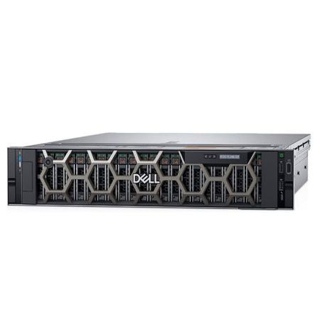 PowerEdge R740xd(2颗Intel银牌4208处理器/128G内存/12*10TB SATA硬盘/H730P RAID/750W冗余电源1+1)