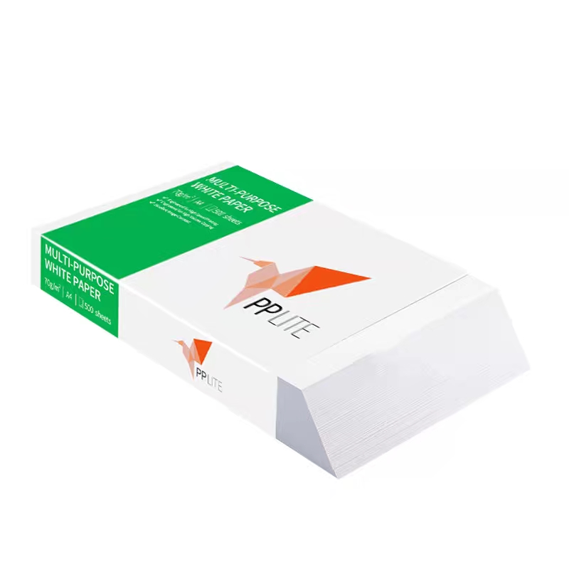 百旺  亚太森博小鸟PPLITEa4纸打印复印纸双面办公用纸70g